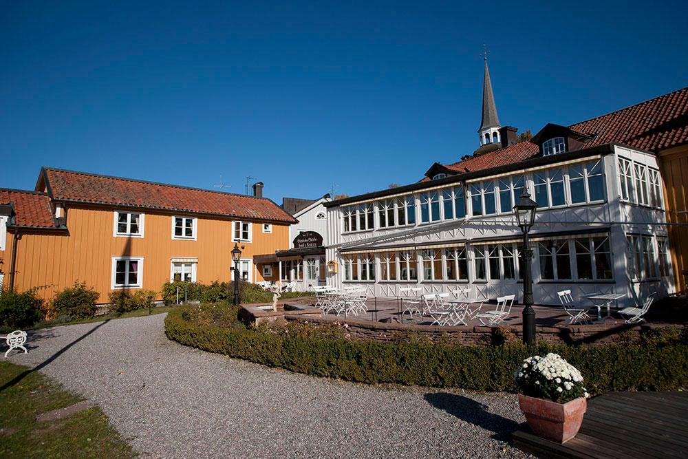Mälarum Fastigheter säljer Gripsholms Värdshus till Svenska Kulturpärlor